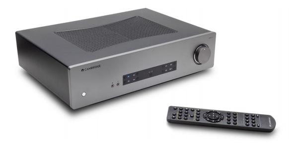 3 Cambridge audio cxa61 lunar grey - Amplificateurs intégrés - iacono.fr