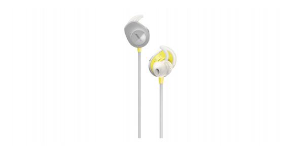 2 Bose soundsport wireless citron