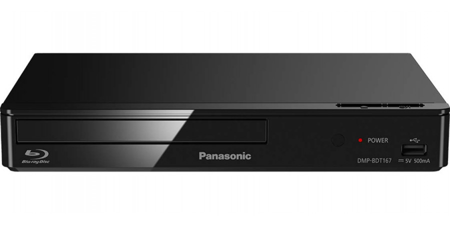 1 Panasonic dmp-bdt167ef - Lecteurs Blu-ray - iacono.fr