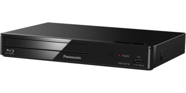 2 Panasonic dmp-bdt167ef - Lecteurs Blu-ray - iacono.fr
