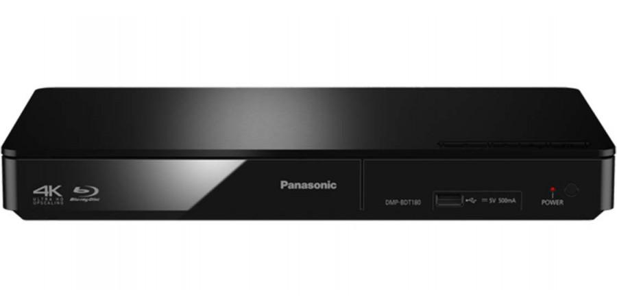 1 Panasonic dmp-bdt180ef - Lecteurs Blu-ray - iacono.fr