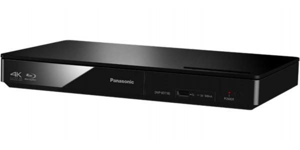 2 Panasonic dmp-bdt180ef - Lecteurs Blu-ray - iacono.fr