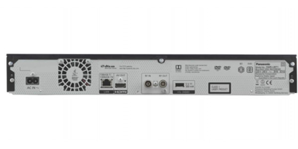 5 Panasonic dmr-ubt1ec-k - Lecteurs Blu-ray - iacono.fr