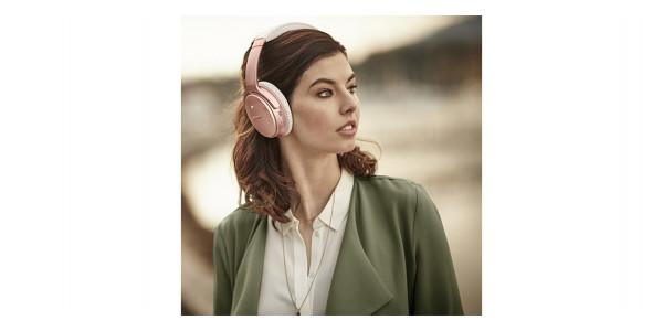 4 Bose quietcomfort 35 ii wireless rose gold