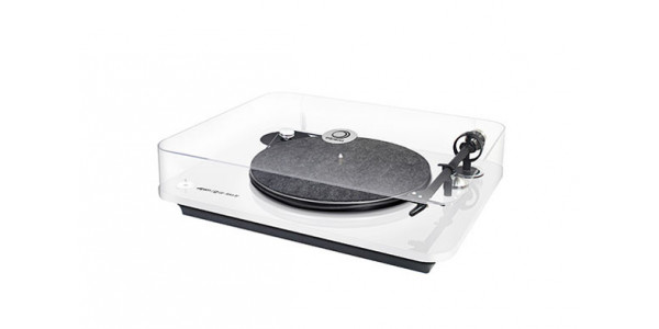 1 Elipson Omega 100 RIAA BT Blanc Laqué