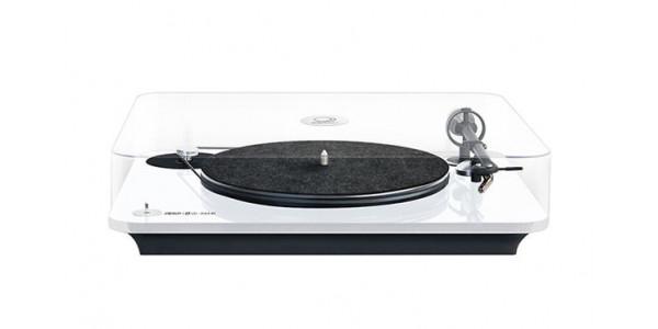 2 Elipson Omega 100 RIAA BT Blanc Laqué