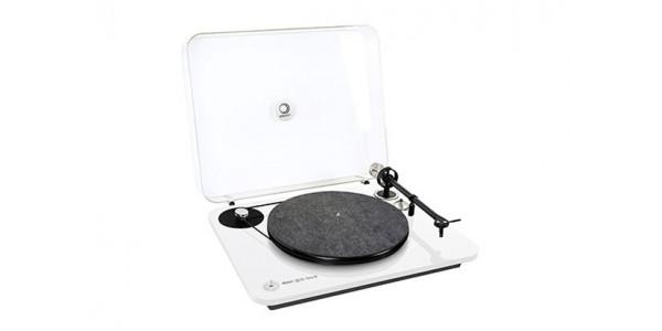 3 Elipson Omega 100 RIAA BT Blanc Laqué