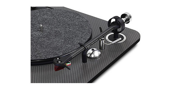 3 Elipson Oméga 100 RIAA BT carbone black - Platines vinyles - iacono.fr