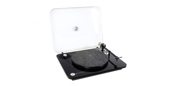 2 Elipson Omega 100 RIAA BT Noir Laqué