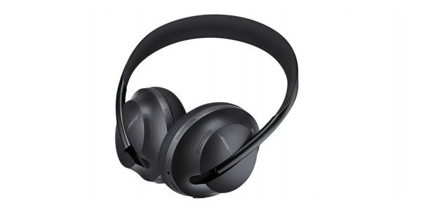 2 Bose Noise Cancelling Headphones 700 noir - Casques hi-fi - iacono.fr