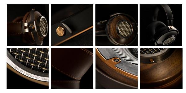 4 Klipsch Heritage HP3 Walnut - CASQUES HI-FI