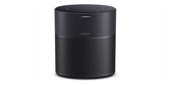 1 Bose home speaker 300 triple black - Enceintes sans fil - iacono.fr