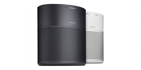 2 Bose home speaker 300 triple black - Enceintes sans fil - iacono.fr