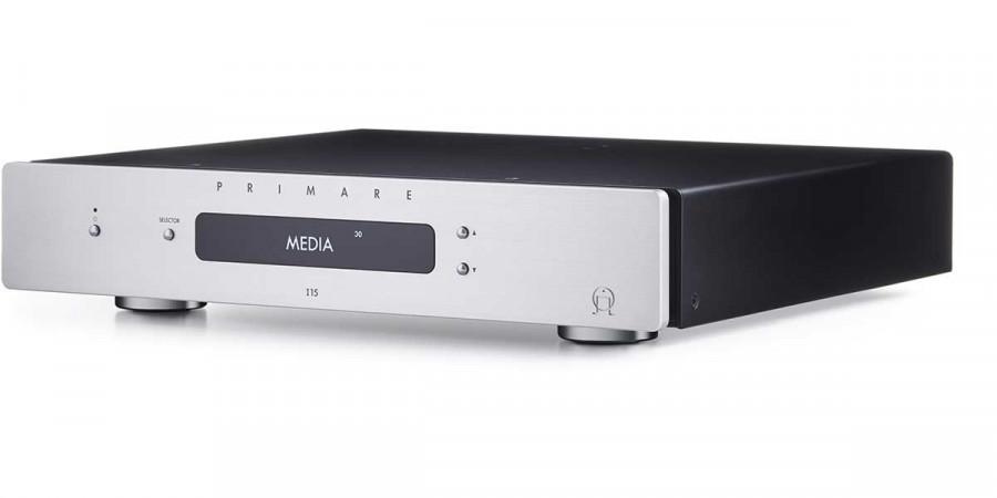 1 Primare i15 silver - Amplificateurs intégrés - iacono.fr