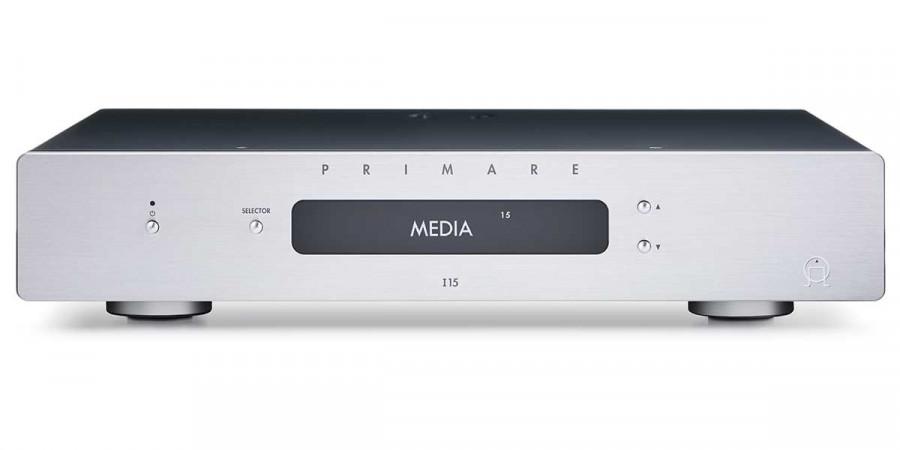 1 Primare i15 mm silver - Amplificateurs intégrés - iacono.fr
