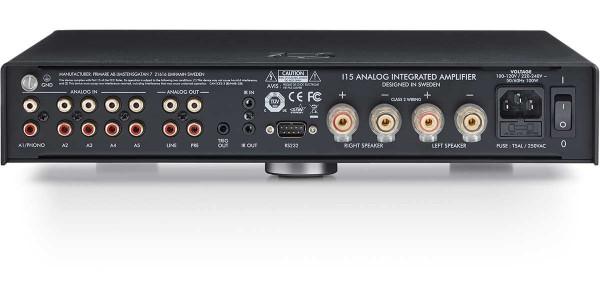 3 Primare i15 mm silver - Amplificateurs intégrés - iacono.fr