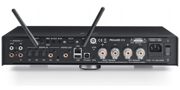 5 Primare i15 prisma silver - Amplificateurs intégrés - iacono.fr