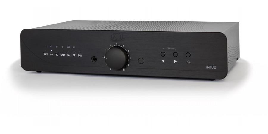 1 Atoll in100 signature noir - Amplificateurs intégrés - iacono.fr