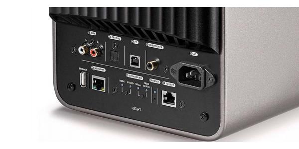 3 Kef ls50 wireless blanc - Enceintes sans fil - iacono.fr
