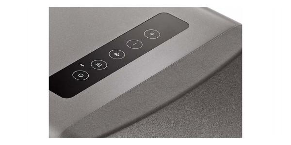 4 Kef ls50 wireless noir - Enceintes sans fil - iacono.fr