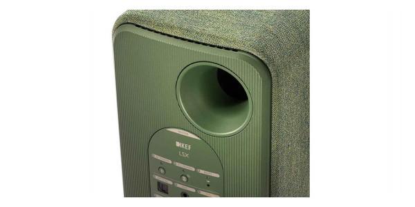 3 Kef lsx vert - Enceintes sans fil - iacono.fr