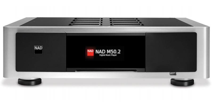 1 Nad m50.2 - Lecteurs réseaux - iacono.fr