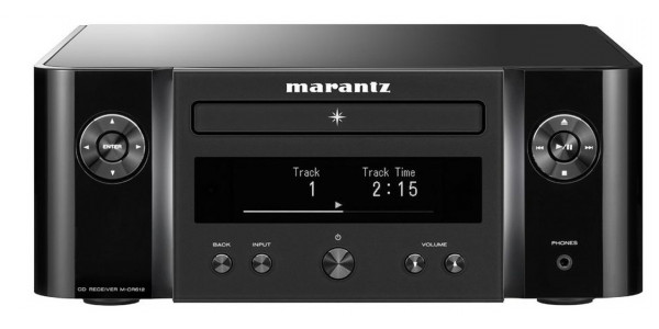 1 Marantz m-cr612 noir - Chaînes compactes - iacono.fr