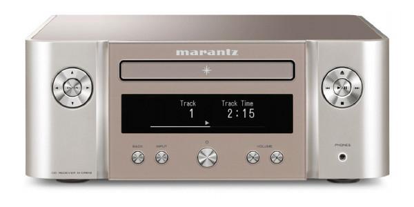 1 Marantz m-cr612 silver gold - Chaînes compactes - iacono.fr
