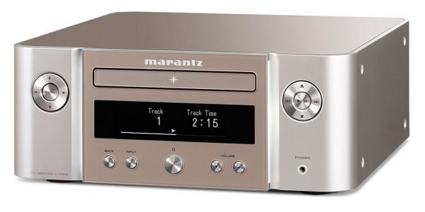 2 Marantz m-cr612 silver gold - Chaînes compactes - iacono.fr