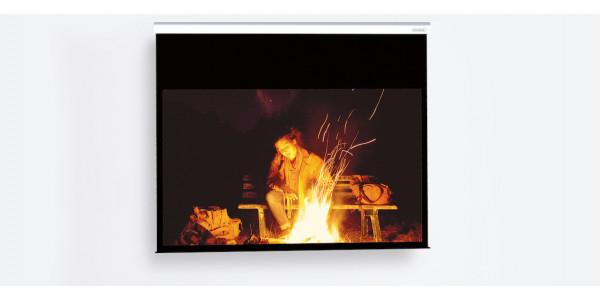 2 Lumene majestic hd 270 c écran motorisé - Écrans de projection - iacono.fr