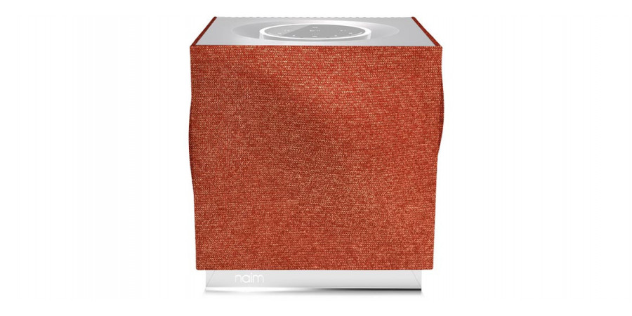 1 Naim audio mu-so qb 2 grille rouge terracotta - iacono.fr