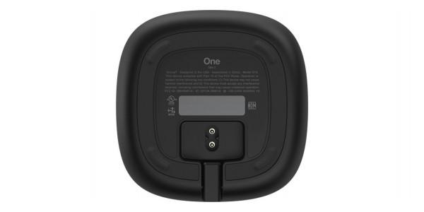 5 Sonos one Gen 2 noir - Enceintes sans fil - iacono.fr