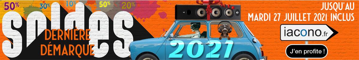 Soldes d'été 2021 - iacono.fr